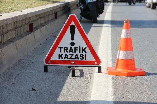 Trafik kazasında 9 yaşındaki çocuk hayatını kaybetti
