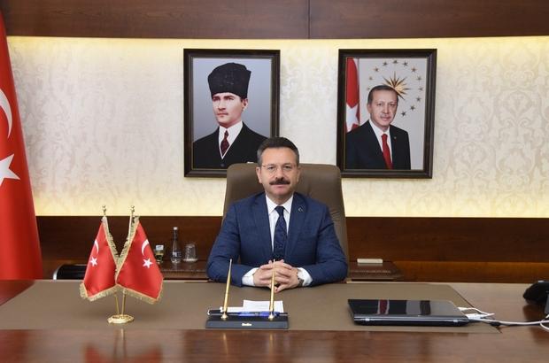 Aydın Valisi Aksoy'un Sahil Güvenlik Komutanlığı'nın Kuruluş Yıldönümü mesajı