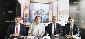 MGallery 35 milyon dolar yatırımla Bodrum'da