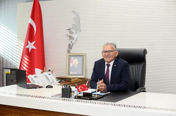 Başkan Büyükkılıç'tan 'Babalar Günü' mesajı