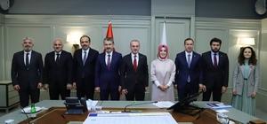 AK Parti İl Başkanı Mumcu Ankara ziyaretini değerlendirdi