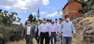 Başkan Çerçi vatandaşlarla buluşmaya devam ediyor