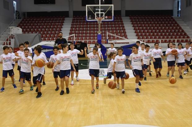 Aliağa Belediyesi Yaz Spor Okulları 21 Haziran'da başlıyor