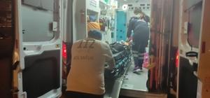 Trafik magandası kendisi uyaran otomobile 16 el ateş etti: 1 yaralı 2 gün önce evlenen genç çift, trafik magandasının saldırısıyla hayatlarının şokunu yaşadı