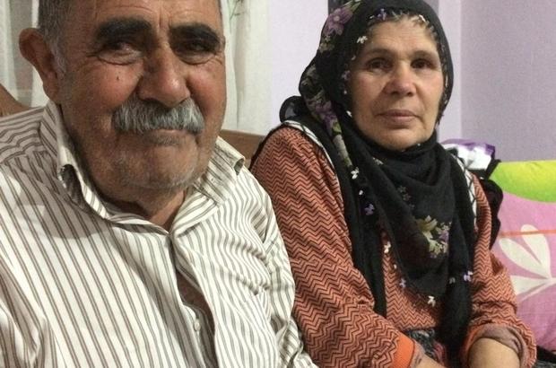 Üç saat ara ile vefat ettiler 40 yıllık evlilerin duası kabul oldu