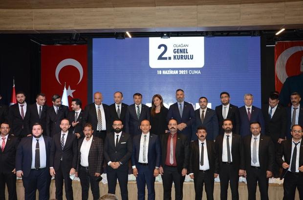 Askon 2. Olağan Genel Kurulu yapıldı Yeni Yönetim Kurulu açıklandı