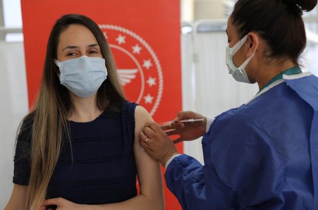 Karadeniz'de 1 milyon 848 bin kişiden fazlasının aşısı tamamlandı 18 ilde toplam 4 milyon 865 bin 753 doz aşı yapıldı
