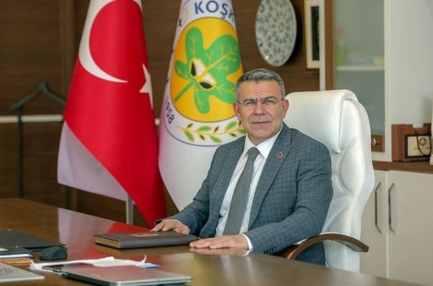 """Başkan Güler, """"Babalarımız aile yapısının sarsılmaz direğidir"""" Köşk Belediye Başkanı Nuri Güler'in 'Babalar Günü' mesajı"""