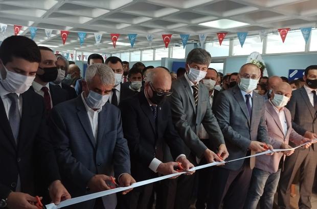 Şehit Gün Sazak Z- Kütüphanesi törenle açıldı