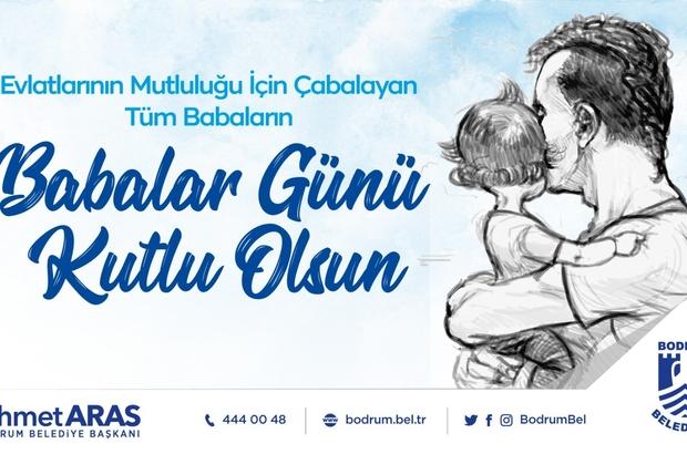 Başkan Aras'tan Babalar Günü mesajı