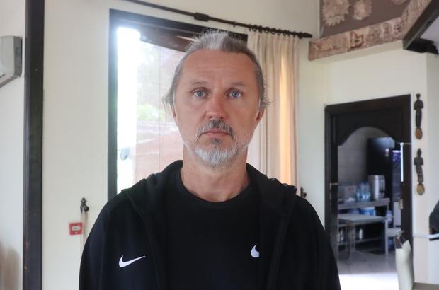 (Özel haber) Roman Dobrowski, bakın nasıl Kaan Dobra oldu Kaan Dobra, efsanesi olduğu kentte yaşıyor