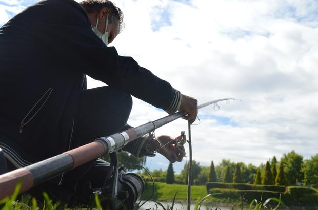 Av yasağı bitti amatör balıkçılar soluğu su kenarlarında aldı Tozlanan oltalar yeni sezona hazırlandı