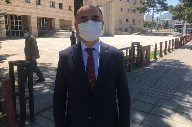 """Kayseri'de hedef 870 bin aşı Vali Günaydın: """"Hedef kitlemizin yarısından fazlasını aşıladık"""""""