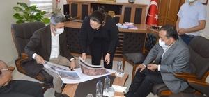 Milletvekili Aydın, Besni ilçesinde incelemelerde bulundu