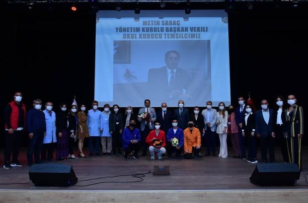 Saraç 'Kariyer Günleri'nde öğrencilerle buluştu
