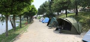 DOSTUM 'olta balıkçılığı kampına' ev sahipliği yaptı