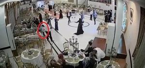 Düğün salonundaki küçük hırsız kameralara yakalandı Bursa'da düğün salonundan çanta çalan küçük kız kameralara yakalandı