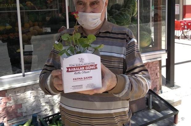 """Büyükşehir'den """"Babalar Günü"""" sürprizi"""