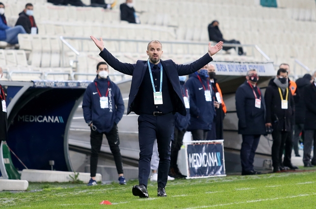 Bursaspor'da Mustafa Er için imza töreni düzenlenecek