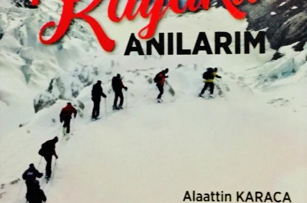 Karaca'nın 'Tur kayağı anıları' kitap oldu