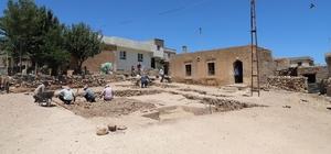Şanlıurfa'da Cilalı Taş Devri'ne ait ören yeri bulundu Ören yerinin yaklaşık 10 bin yıllık olduğu tahmin ediliyor