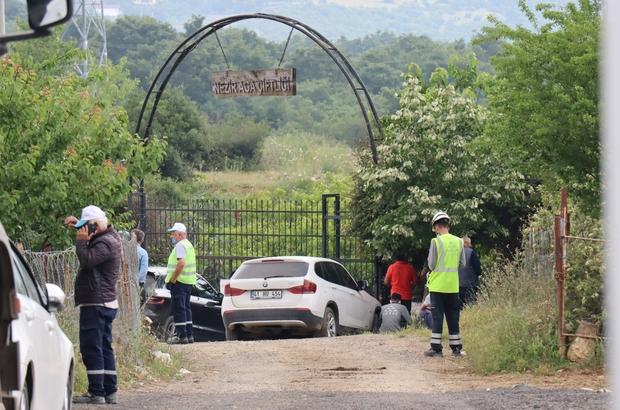 Lütfü Türkkan'ın kaçak çiftliği tahliye ediliyor Yıkım kararı kesinleşen çiftliğin tahliyesi için ekipler tespit çalışması yapıyor