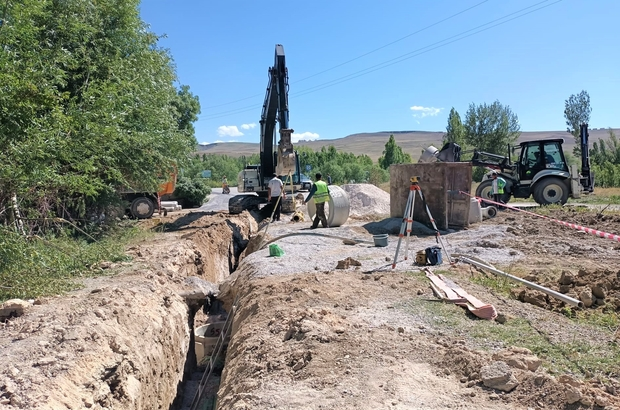 Edremit Belediyesinden altyapı kanalizasyon çalışmaları açıklaması