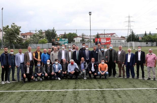 Amatör spor kulüpleri için 51 milyon TL'lik yatırım