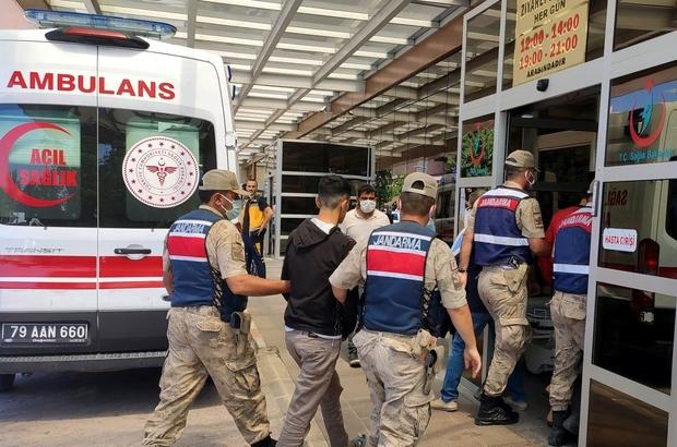 Kilis'te faili meçhul hırsızlık olaylarını JASAT aydınlattı