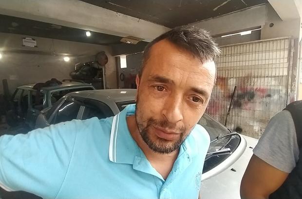 Bursa'da karpuz yüklü kamyon devrildi Sokak karpuz tarlasına döndü