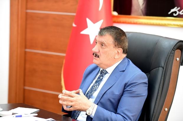 """Selahattin Gürkan 'Paydaş' toplantısına online olarak katıldı Malatya Büyükşehir Belediye Başkanı Selahattin Gürkan: """"Malatya'yı hep birlikte kalkındıracağız"""""""