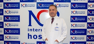 Doç. Dr. Mehmet Alptekin NCR Hospital'da