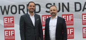 """Yenilenebilir enerji sektörü, Dünya Güneş Günü'nde bir araya geldi Global Enerji Derneği Başkanı Murat Dilek: """"Türkiye'nin enerjideki geleceği güneş enerjisinde"""""""