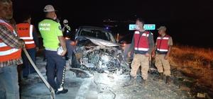 Gaziantep'teki zincirleme kazada bir kişi öldü Gaziantep'te zincirleme trafik kazası: 1 ölü, 6 yaralı