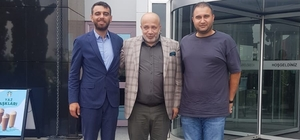 Murat Sancak 2 milyon TL alacağını bağışladı