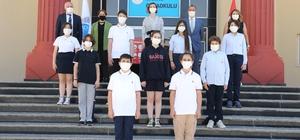 TÜBİTAK Ortaokul Öğrencileri Araştırma Projeleri yarışması SANKO öğrencileri bölge birincisi, ikincisi ve üçüncüsü oldu SANKO'LU öğrenciler Türkiye finallerinde yarışacak