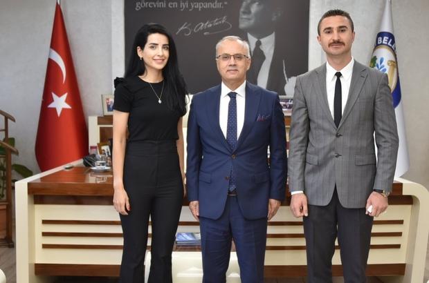 """Salihli Belediyesi'nde 2 müdürlüğe yeni atama Başkan Kayda: """"Öğrencilerim gurur kaynağım"""""""