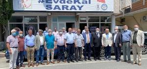 Esnaf Kredi ve Kefalet Kooperatifleri Birliği Saray'da toplandı