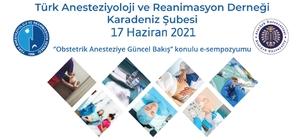 Atatürk Üniversitesi'nden Obstetrik Anesteziye güncel bir bakış