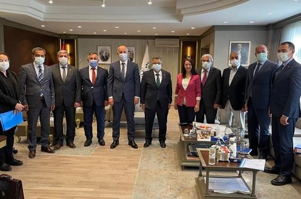 Bilecik'e TOKİ tarafından bin 850 adet konut yapılacak AK Partili belediye başkanlarından TOKİ konutları için Ankara çıkartması