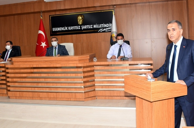 Adıymaan İl Genel Meclisi istihdam gündemiyle olağanüstü toplandı