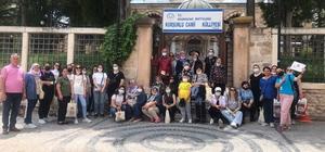 Muhtardan mahalle sakinlerine ücretsiz kültür gezileri Şahpaz Mahallesi sakinleri ücretsiz kültür gezisinde buluştu