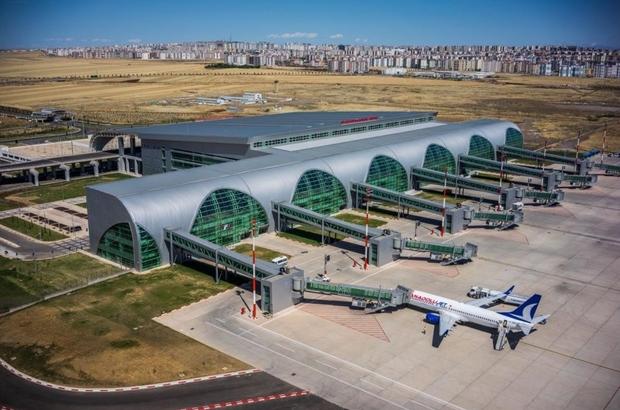 Diyarbakır Havalimanı açılıyor