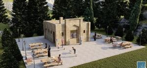 Kaş Belediyesinden kardeş şehir Görümlü'ye proje