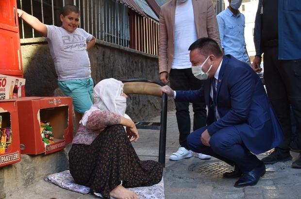 AK Partili Bağlar Belediyesinin hizmetleri CHP ve HDP medyasını rahatsız etti