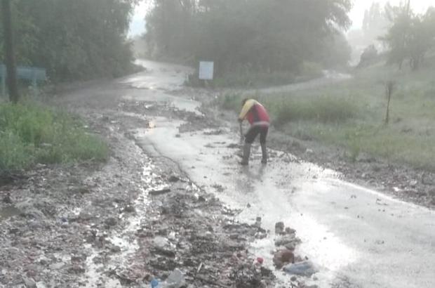Bilecik'te sel felaketinin yaraları sarılmaya başlanıyor