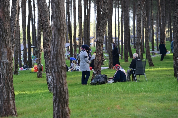 Doğal Yaşam Parkı vatandaşların gözde mekanı oldu