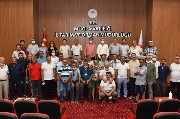 Su Ürünleri Kooperatifleri istişare toplantısı yapıldı Muğla Tarım ve Orman İl Müdürü Barış Saylak, Muğla genelinde faaliyet gösteren su ürünleri kooperatifleri bir araya geldi.