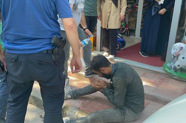 Bursa'da karton toplayıcılarının biber gazlı kavgası hastanelik etti