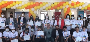 Prof. Dr. Necmeddin Erbakan Fen Lisesinde TÜBİTAK proje sergisi açıldı